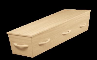 Fair Coffin licht eiken