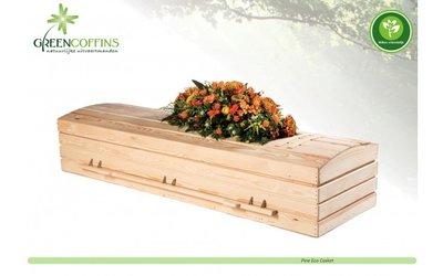 Pine Eco Casket